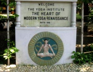 The Yoga Institute in Mumbai offers a diverse range of classes