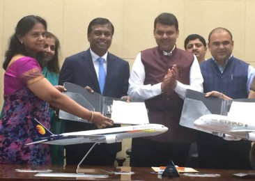 Etihad Airways, Jet Airways sign tourism agreement with Maharashtra Government