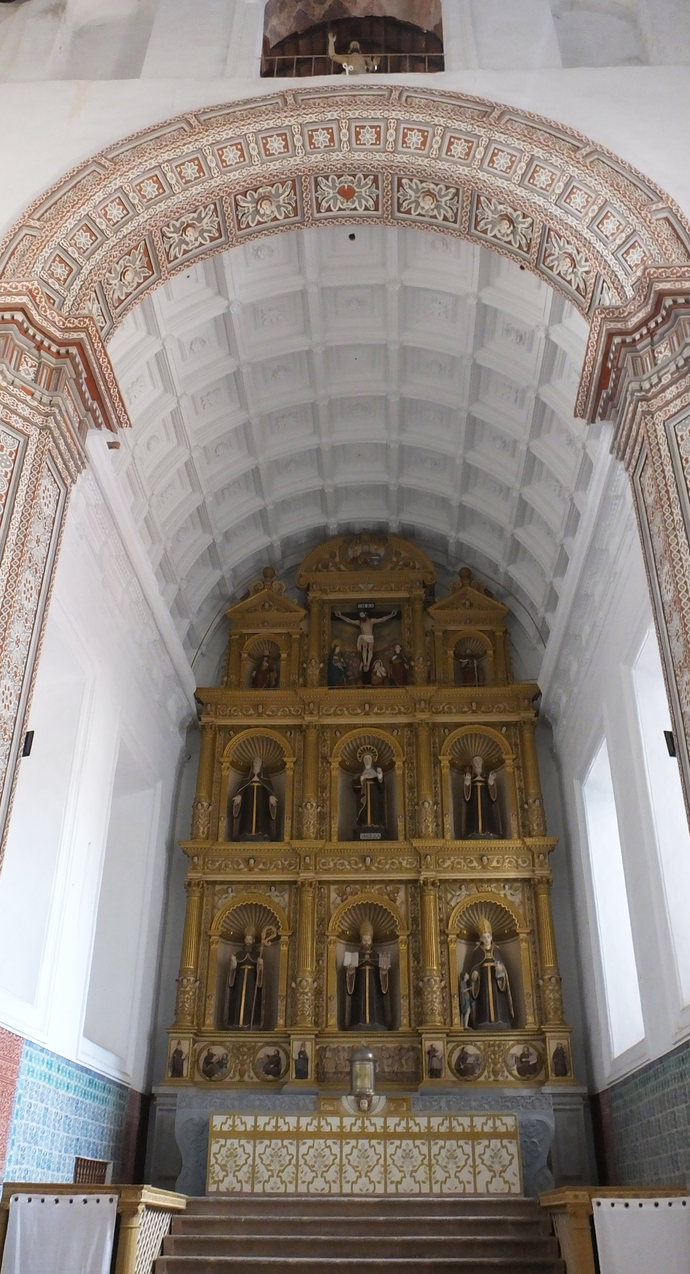 st augustine 39 s church the ancient piece of old goa. Black Bedroom Furniture Sets. Home Design Ideas