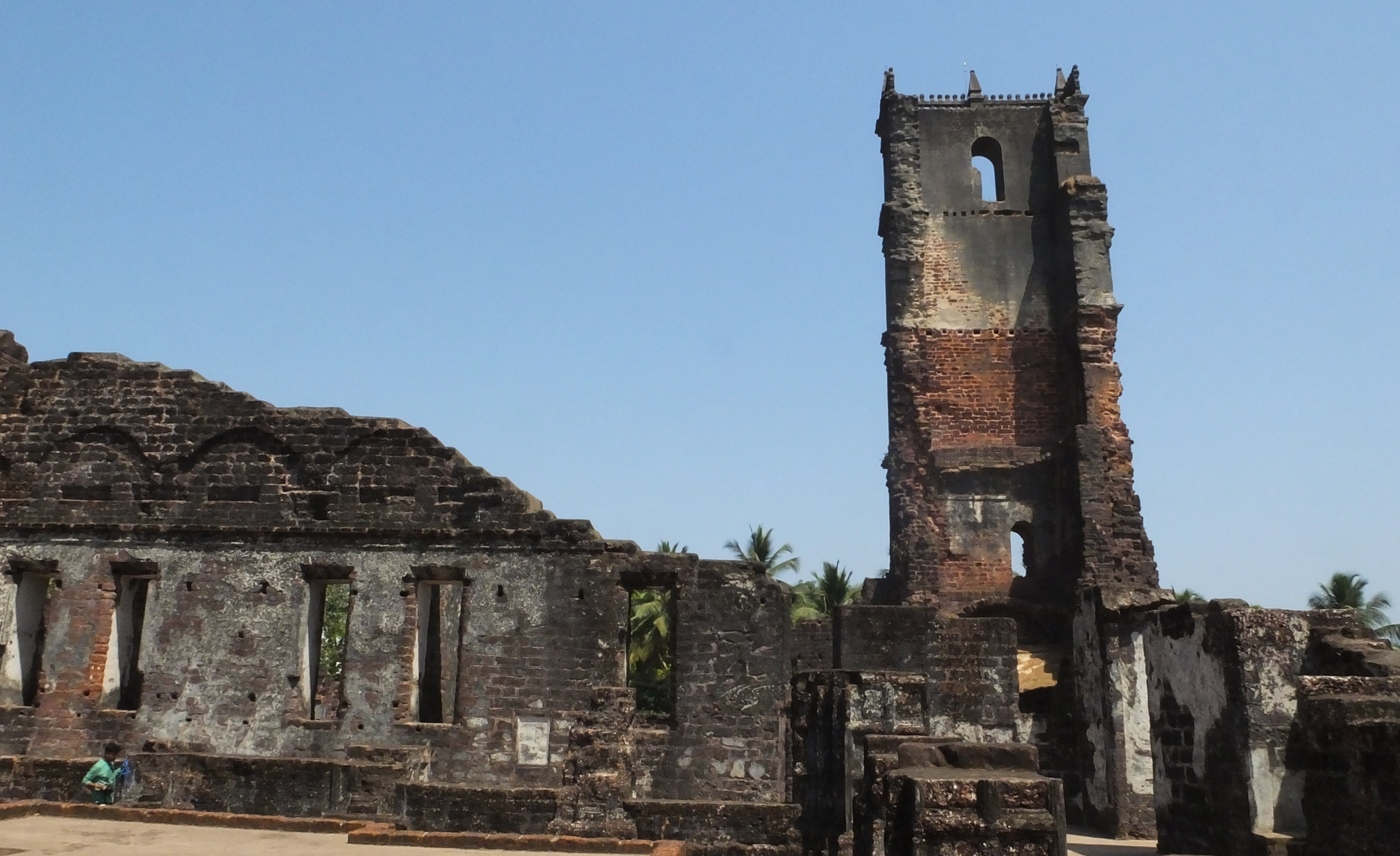 ancient churches in india