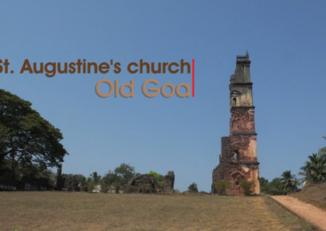 St Augustine's Church: The ancient piece of Old Goa