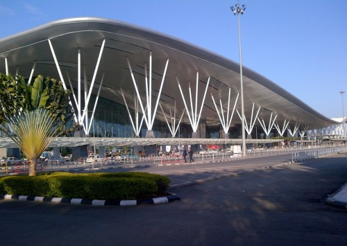 GMR Hyderabad International Airport marches towards 100 pc LED usage