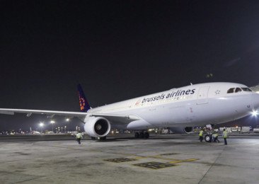 Brussels Airlines connects India and Brussels