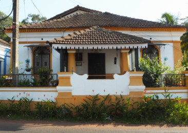 Architecture in Goa