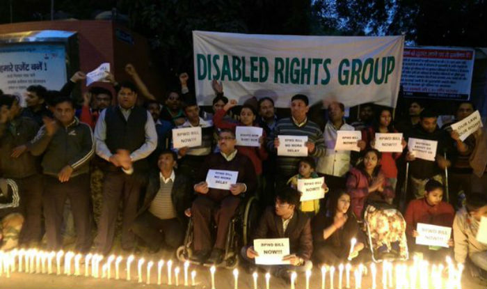 Though Rights of Persons with Disabilities Bill passed without any mention of embracement of reservations in electoral seats for persons with disabilities, participation of differently-abled people in Indian politics did not take a back seat