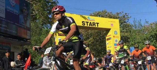 The Ultimate Uttarakhand Himalayan MTB Challenge flagged off
