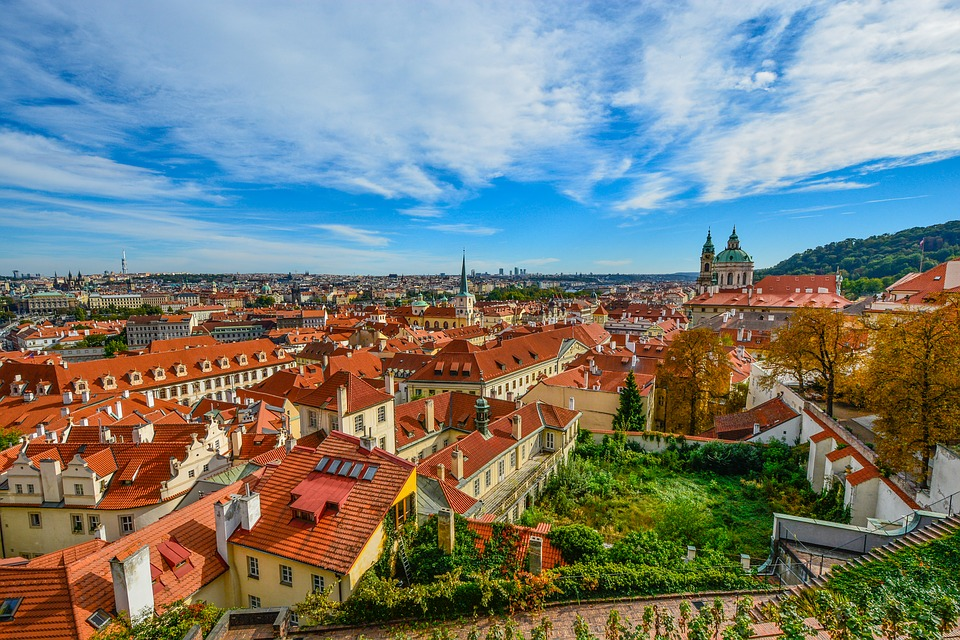 Prague: Famous for its beautiful architecture and street treats