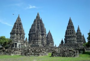 Prambanan Temple Compound is the largest temple complex in Indonesia