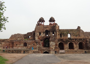 Purana Qila in New Delhi set to get a makeover