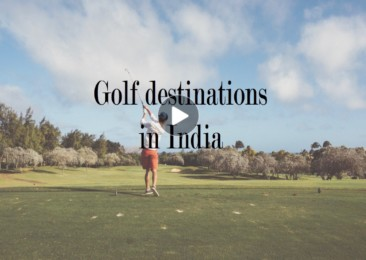 Flourishing Golf Tourism in India