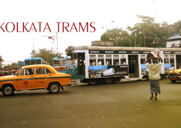 Trams in Kolkata