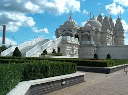 The temple is known for its mega structures and intricate designs