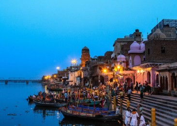 Vrindavan – the land of Lord Krishna