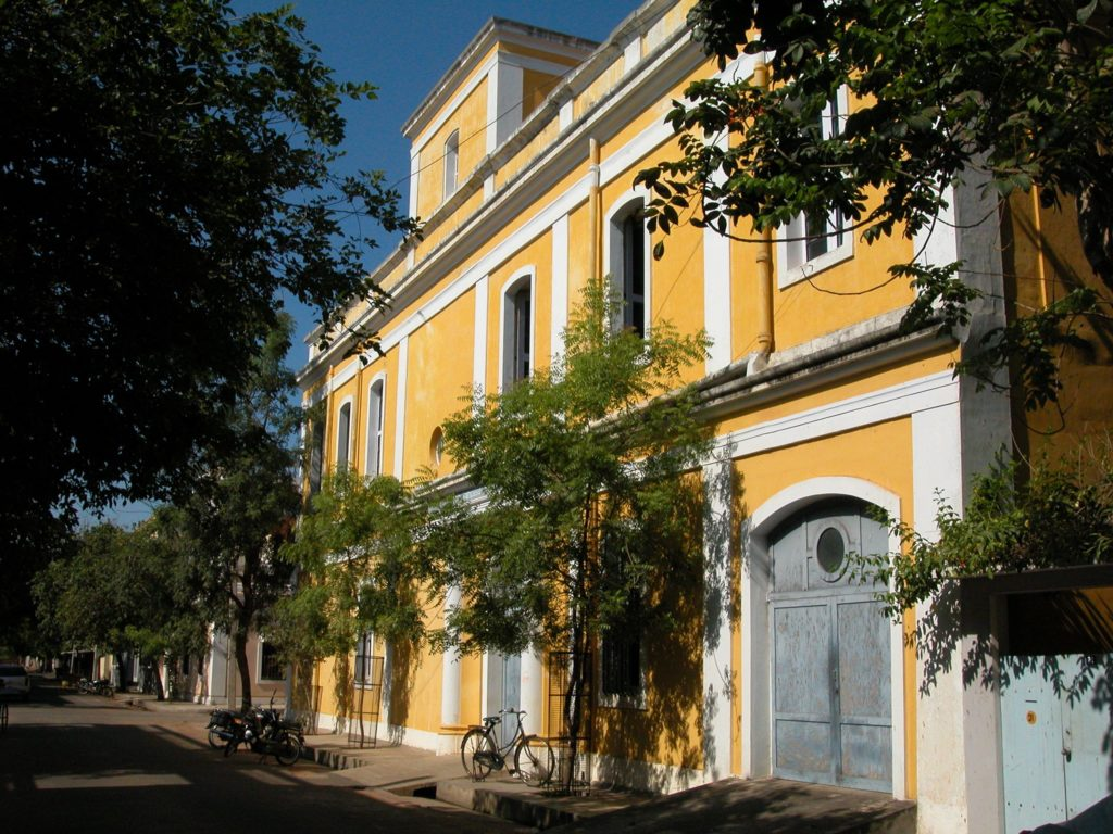 Institut français de Pondichéry