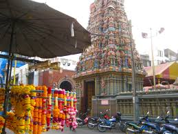 This temple is a manifestation of Tamil culture in Thailand