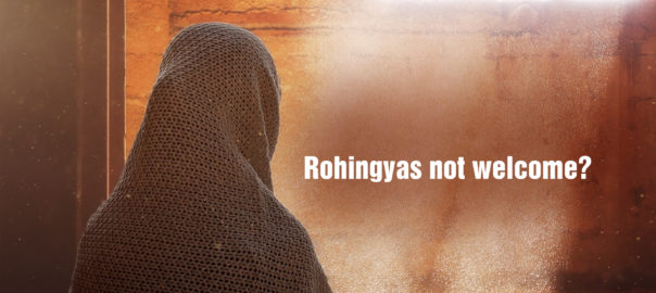 Rohingyas in India, now face the threat of 'deportation' back even as Myanmar refuses to recognise them as citizens.