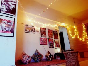 A cosy and safe space for diverse sexual and gender identities