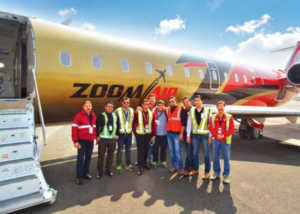 Zoom Air has started connecting Delhi to Kolkata and Durgapur
