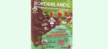 Book review – Borderlands: Travels Across India's boundaries