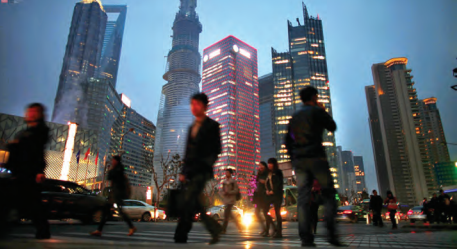 While US is likely to see lower growth, China is stabilising