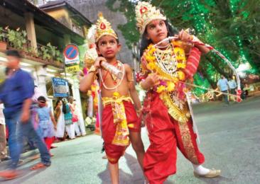 Festival Shigmo de Goa