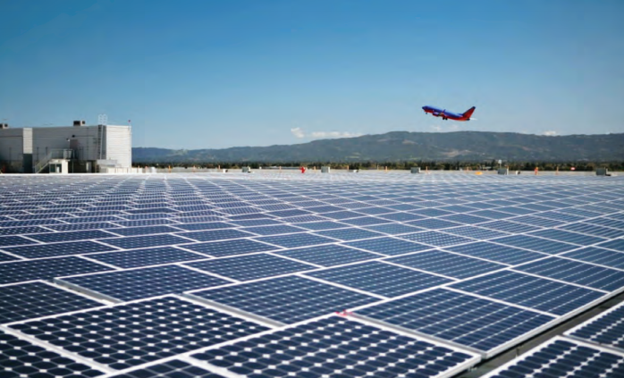 Cochin International Airport has set a precedent by harnessing and harvesting solar energy