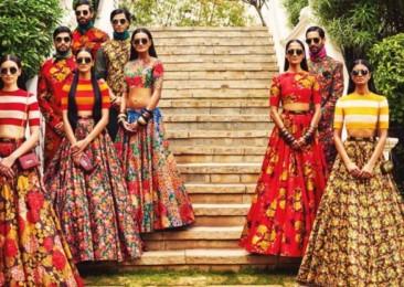 Fashion scene in Kolkata