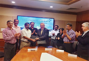 AAI has signed an MoU with Aviation Strategies International