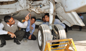 AAI is augmenting the training activities in the civil aviation sector