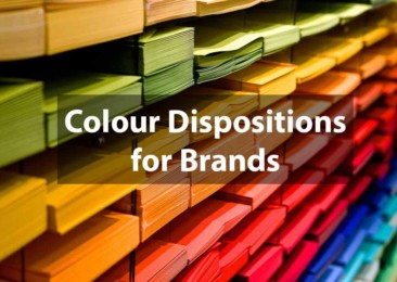 Colour dispositions for brands