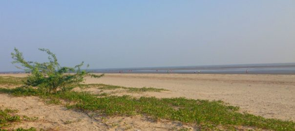 One can expect to find solitude in this eastern Indian beach spot