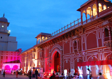 The colourful cities of Rajasthan