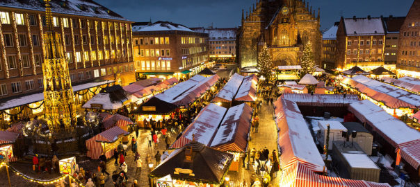 Nuremberg is one of the most visited tourist destinations in Germany