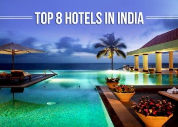 Hotels.com lists top 8 hotels in India