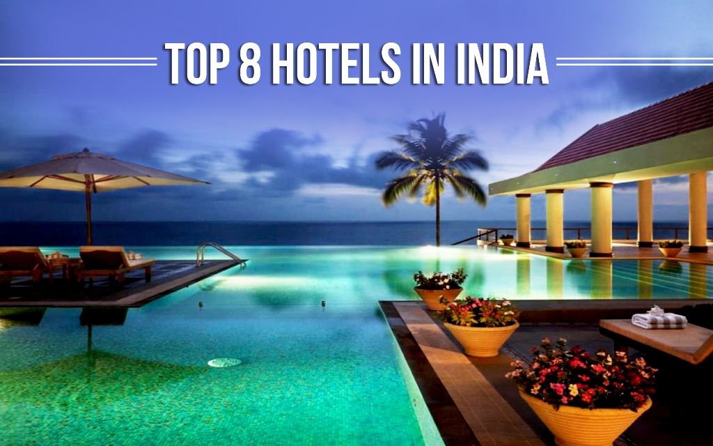 Lists top 8 hotels in india media india group for Top design hotels india