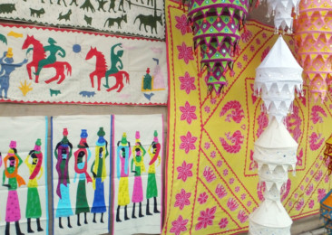 Spectrum of artistic delights from Odisha