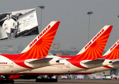 Who will buy Air India?