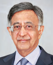 BABA KALYANI, Chairperson, Kalyani Group Former Chairperson & Managing Director, Bharat Forge