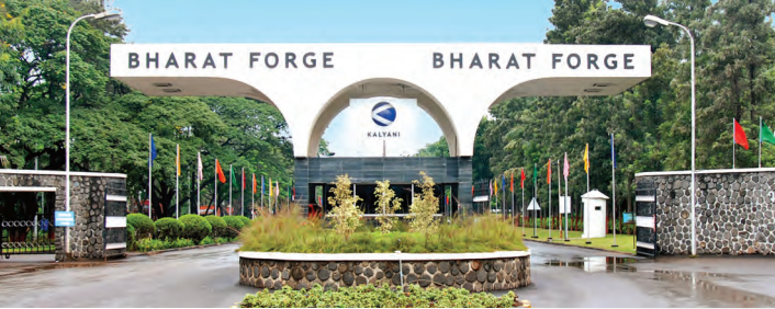 One of the largest forging companies in the world, Bharat Forge is spread across India, France, Germany, Sweden and North America