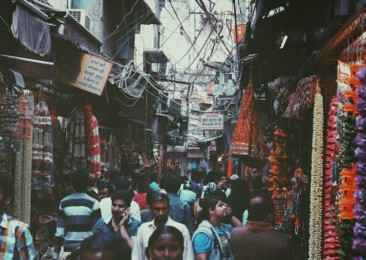 Time and Chandni Chowk