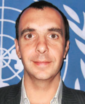 CLÉMENT CHAUVET Chief, Skills and Business Development, United Nations Development Programme (UNDP)