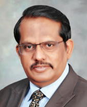 DR S CHRISTOPHER, Secretary, Department of Defence, R&D Chairman, DRDO