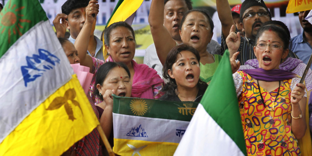 Local life suffers in Darjeeling as political unrest takes serious turns