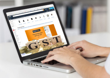How will GST impact the digital marketplace in India?