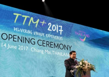 Thailand Travel Mart Plus 2017 concludes on a high