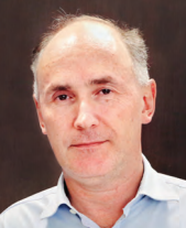 JEROME DE CHASSEY, General Manager, Smiths Detection India
