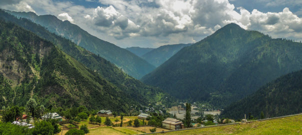 Kashmir has always been admired for its beauty, feared for its violent uprisings