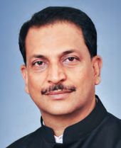 RAJIV PRATAP RUDY, Minister of State (Independent Charge), Ministry of Skill Development and Entrepreneurship (MSDE)