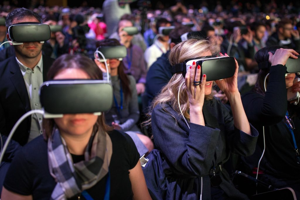 How the real and virtual worlds will mix and match in future
