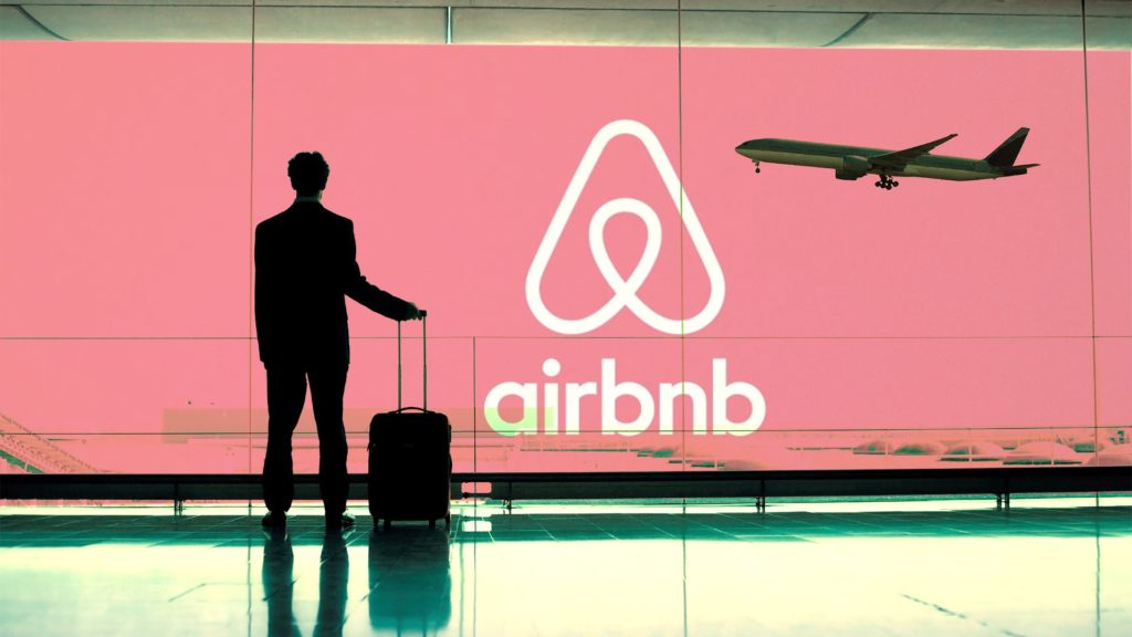 Airbnb was founded in 2008, San Francisco, California, United Sates